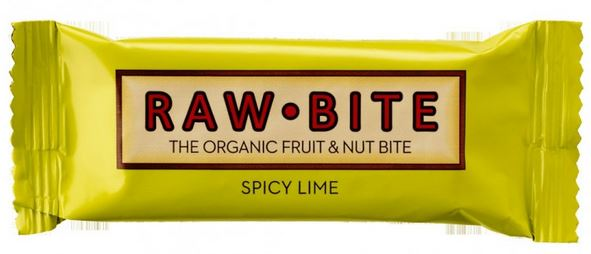 RAWBITE spicy lime 50g