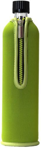 Sklenená fľaša BIODORA zelená 500ml  7ef3633ca15