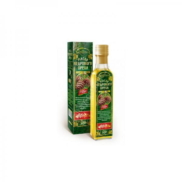 Cédrový olej 100% Altajský (Borovica sibírska) Specialist 500ml  47ef3ac0024